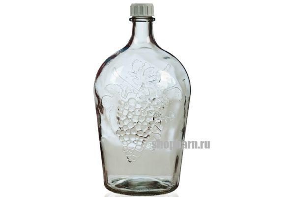 Бутыль винная Ровоам 4.5 л