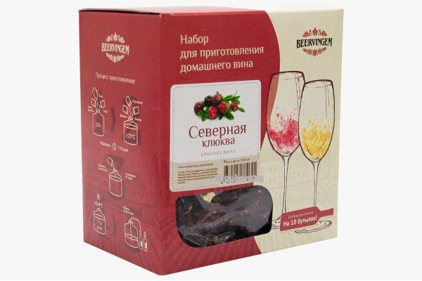 """Набор для приготовления вина Beervingem """"Северная клюква"""""""